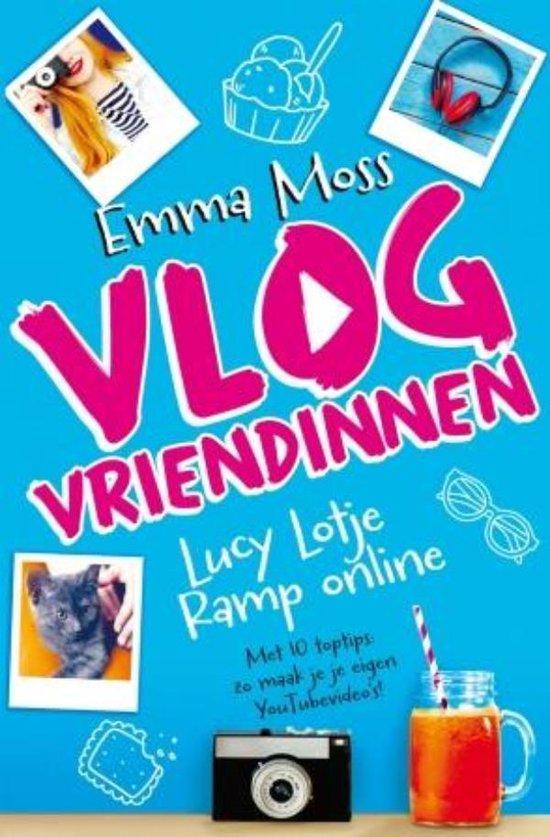 Vlogvriendinnen 1 - Lucy Lotje - Ramp online - Emma Moss | Readingchampions.org.uk