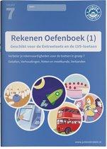 Rekenen Oefenboek 1 groep 7