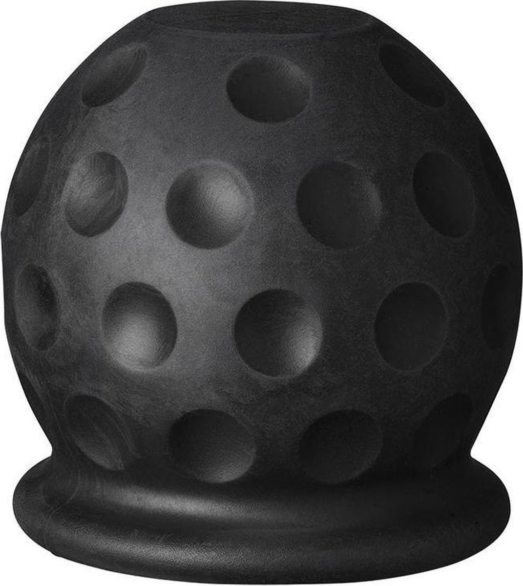 Proplus Trekhaakdop Golfbal Kunststof 7 Cm Zwart