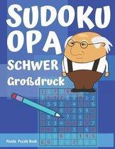 Sudoku Opa - Schwer - Gro druck