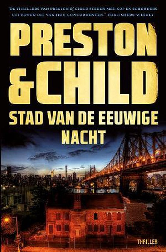 Pendergast 17 - Stad van de eeuwige nacht - Preston & Child |