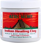 Aztec Secret Indian Healing Clay Gezichtsmasker - 454 g - 100% Natuurlijke Betonine Clay - New Formula