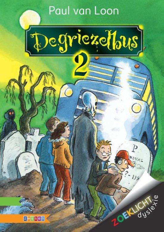 Zoeklicht dyslexie - De griezelbus 2 - Paul Loon |