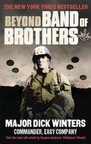 Boek cover Beyond Band of Brothers van Dick Winters (Paperback)
