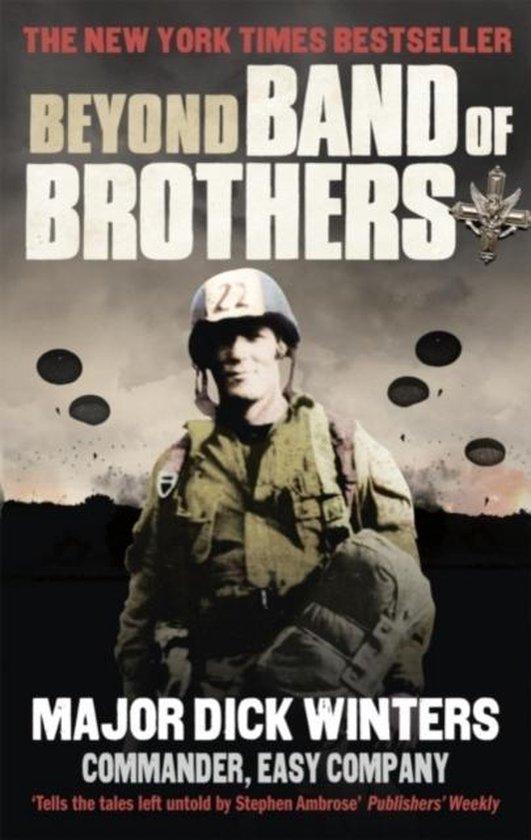Boek cover Beyond Band of Brothers van Dick Winters