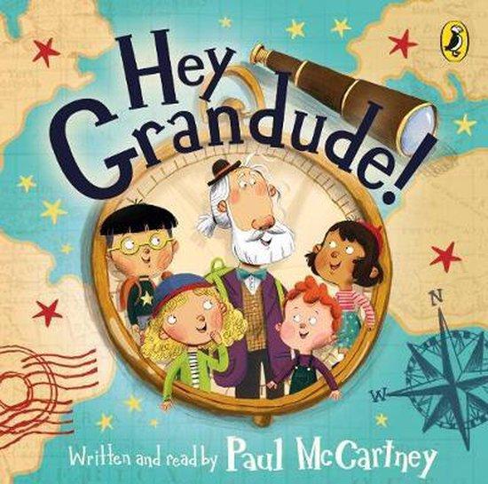 Boek cover Hey Grandude! van Paul McCartney (Onbekend)