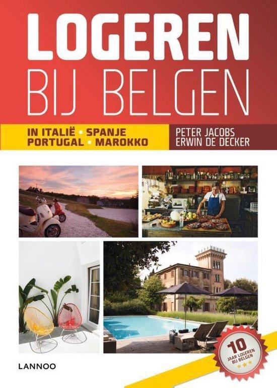 Logeren bij Belgen in Italie, Spanje, Portugal en Marokko - Peter Jacobs  