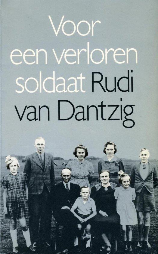 Voor een verloren soldaat - Rudi van Dantzig pdf epub