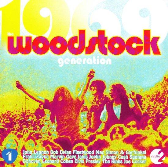 CD cover van 1969 Woodstock Generation van Radio 2 (België)