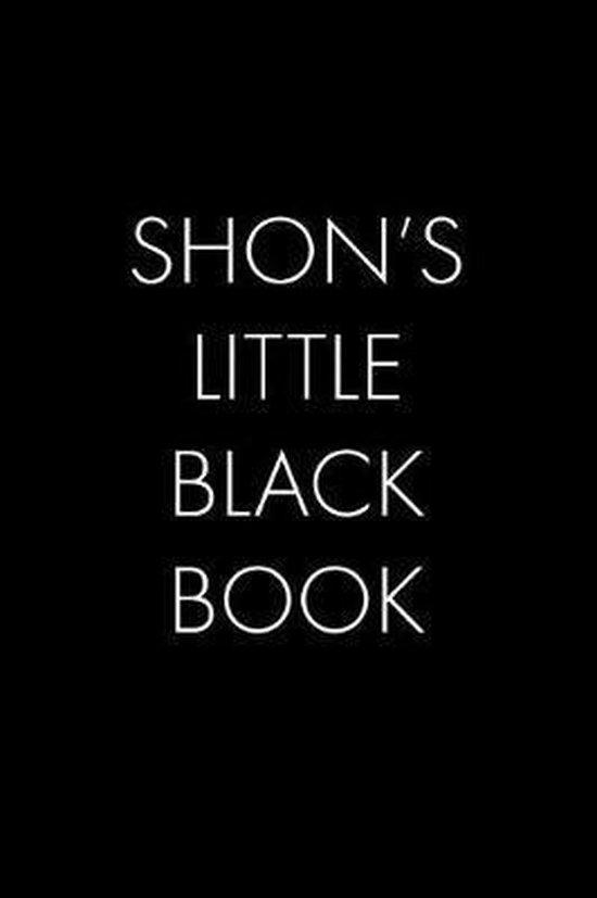Shon's Little Black Book