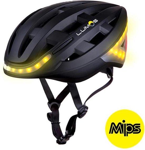 Lumos Kickstart Mips Helm - Charcoal Black