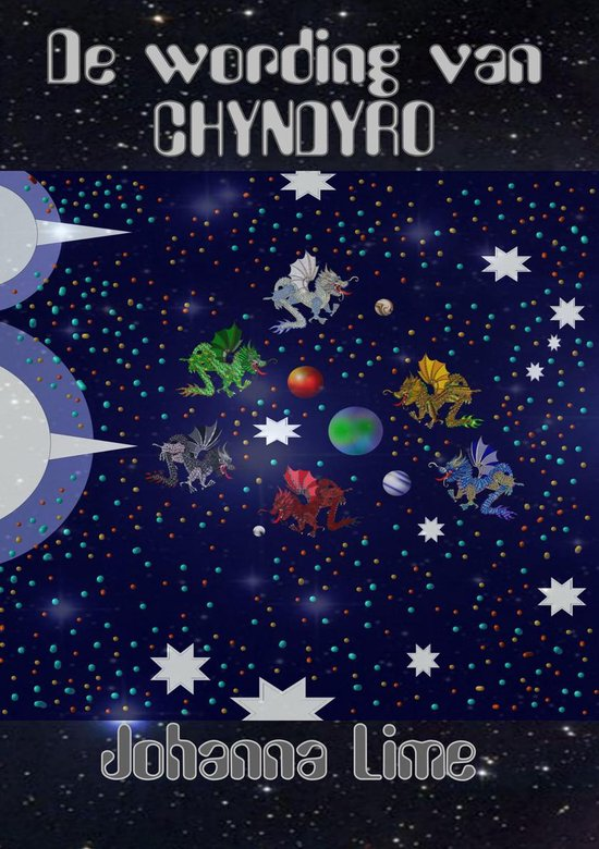 Verhalen van Eibor Risoklany - De wording van Chyndyro - Johanna Lime |