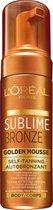 L'Oreal Paris Sublime Bronze - Mousse - 150ml - Zelfbruinende lotion