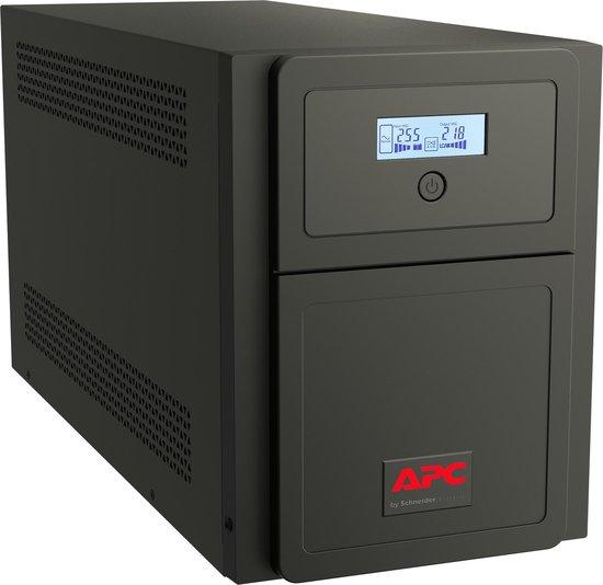 APC SMV2000CAI Noodstroomvoeding - 6x C13, USB, 2000VA