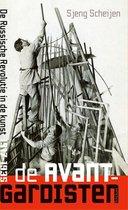 Boek cover De avant-gardisten van Sjeng Scheijen