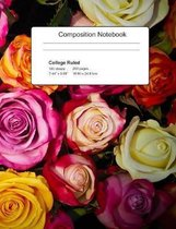 Composition Notebook, College Ruled