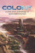 Boek cover Colony van David F Shultz
