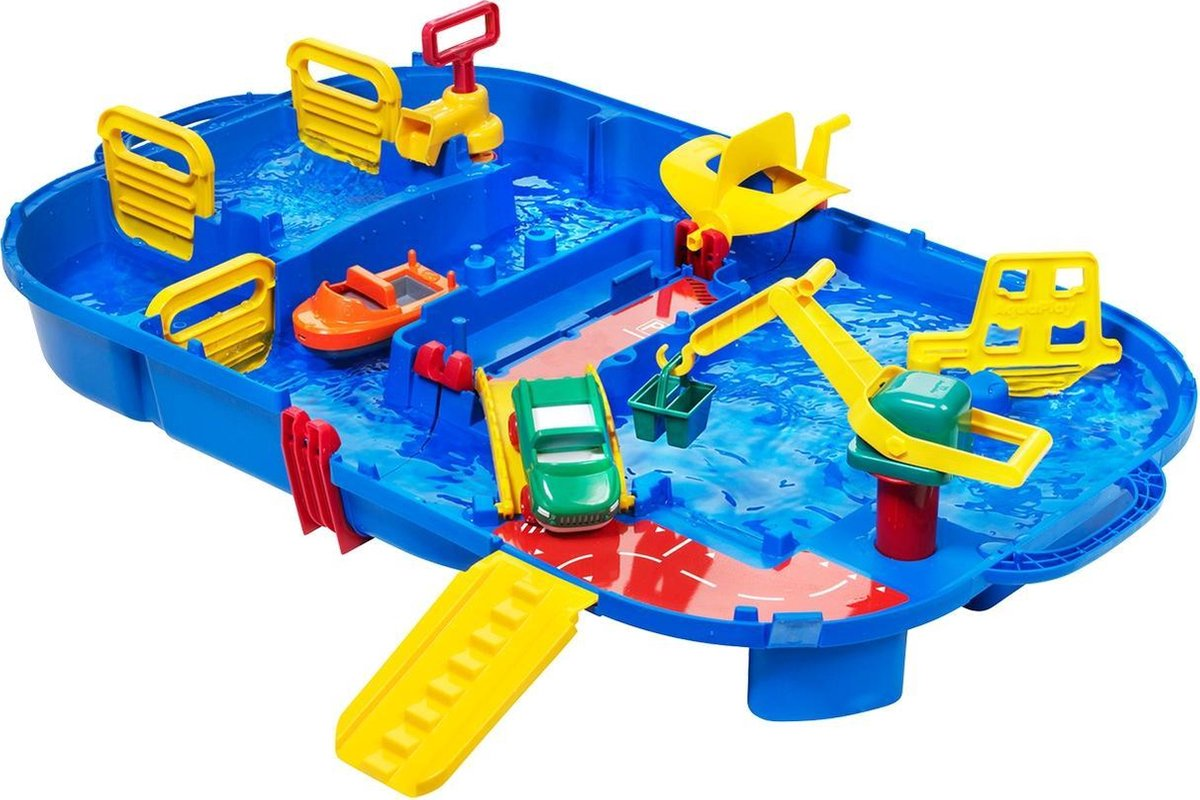AquaPlay Draagbare AquaLock 616 - Waterbaan