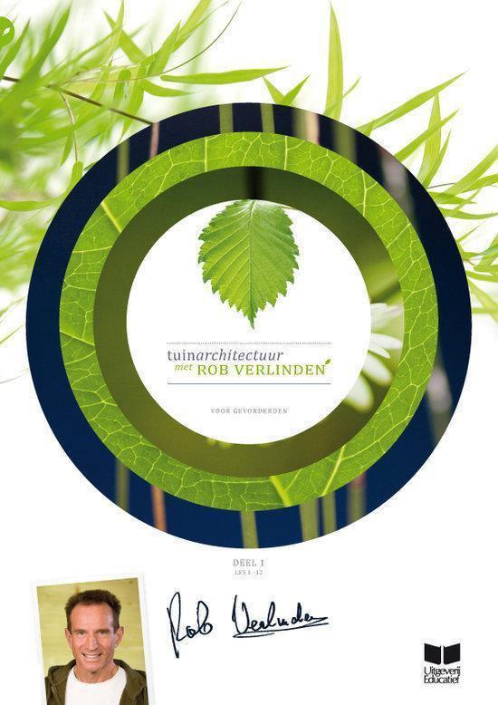 Cover van het boek 'Tuinarchitectuur voor gevorderden / 2 / druk 1'