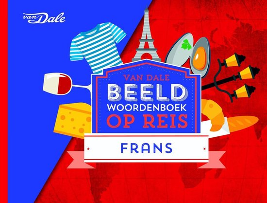 Boek cover Van Dale Beeldwoordenboek op reis - Frans van Hans de Groot (Paperback)