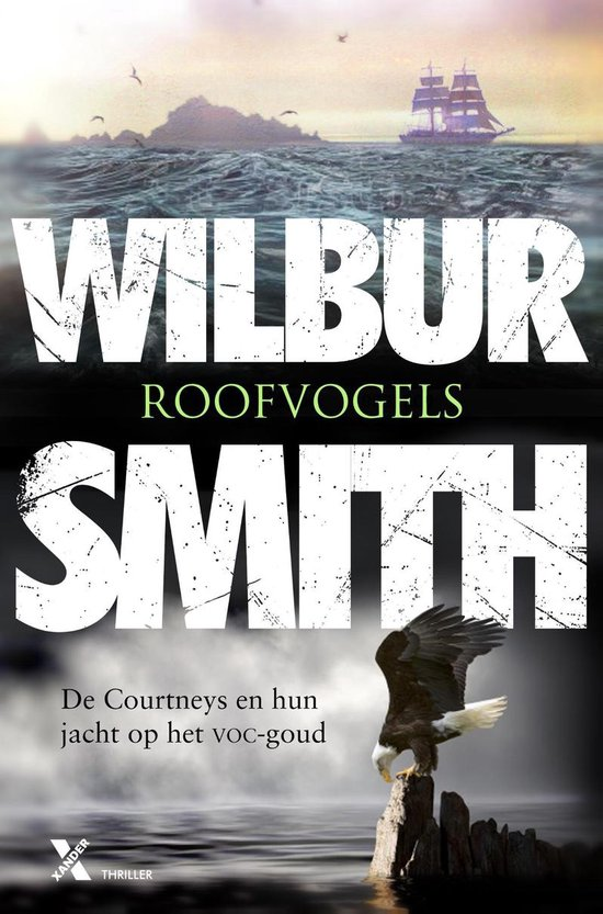 Roofvogels - Wilbur Smith |