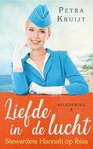 Liefde in de lucht 3 - Stewardess Hannah op Ibiza