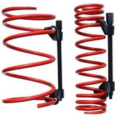 ForDig – Springveer compressor klemmenset – Veerspanner – Springveer klem - 280 mm 2-delig