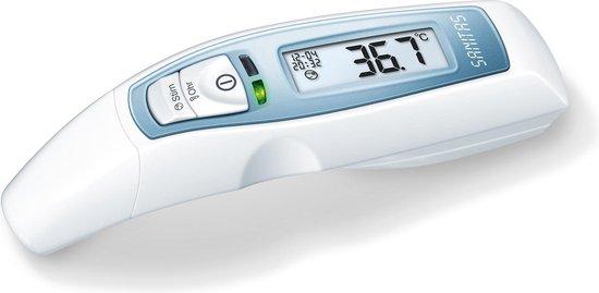 Sanitas SFT65 digitale oor & voorhoofd thermometer