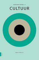 Boek cover Elementaire Deeltjes 4 -   Cultuur van Babette Hellemans
