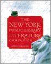 Boek cover New York Public Library Literature van Stonesong Press