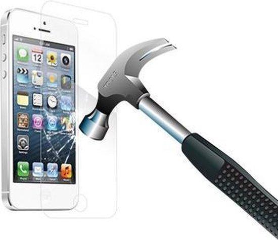Screenprotector iPhone 5 / 5S / 5C (Gehard glas) Glass Pro+