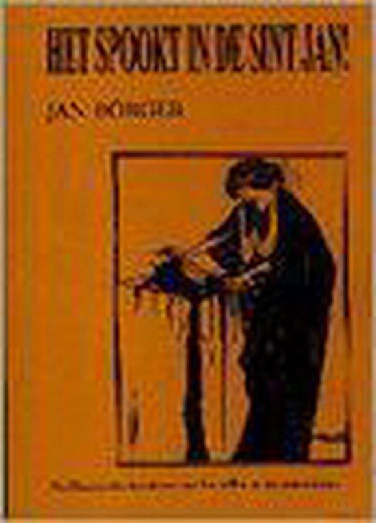 Het spookt in de Sint Jan! - J. Borger | Readingchampions.org.uk