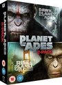 Rise Of The Planet Of The Apes/dawn Of The Planet Of The Apes