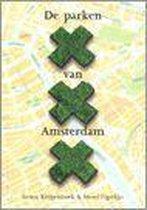 Omslag De Parken Van Amsterdam