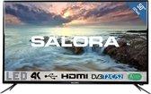 Salora 50UHL2800 - Televisie - LED - 4K - 50 Inch - HDMI- DVB-C-T2-S2