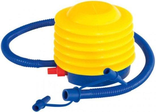 Pomp voor luchtmatras luchtbed ponton en ballonnen matrassen | Klein handig om mee te nemen