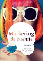 Boek cover Marketing van Philip Kotler (Paperback)