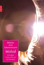 Boek cover Misleid van Merel van Groningen