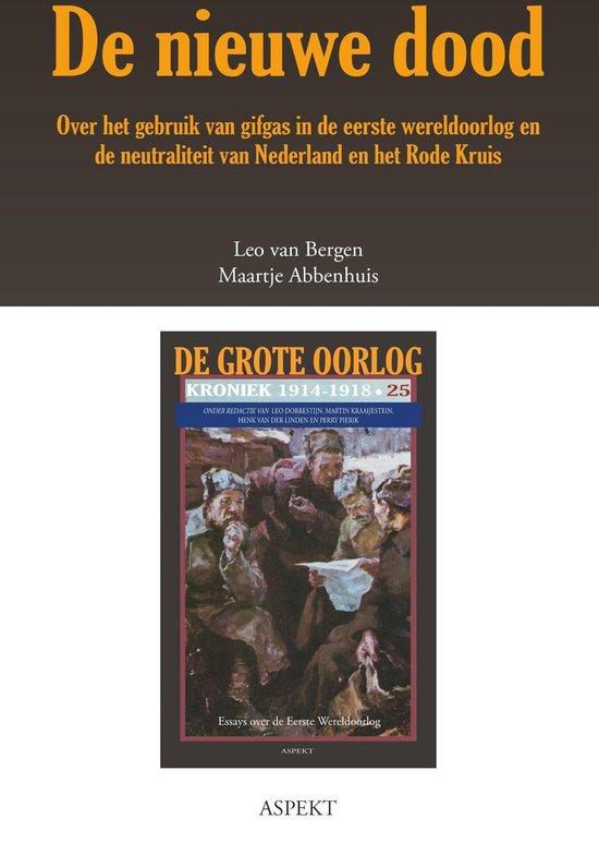 De grote oorlog, 1914-1918 2502 - De nieuwe dood - Leo van Bergen |