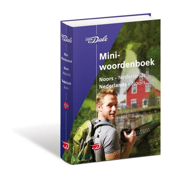 Van Dale Miniwoordenboek Noors - Van Dale pdf epub