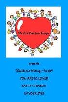 We Are Precious Cargo - SC book 4