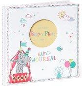Fotoalbum voor een Baby Journal