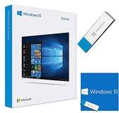 Windows 10 Home OEM - 32/64-bit - NL - EN