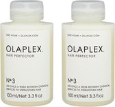 Olaplex Hair Perfector No.3 - 2 x 100 ml – Haarmasker - Voordeelverpakking