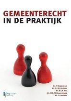 Boek cover Gemeenterecht in de praktijk van Schuwer   O. (Paperback)