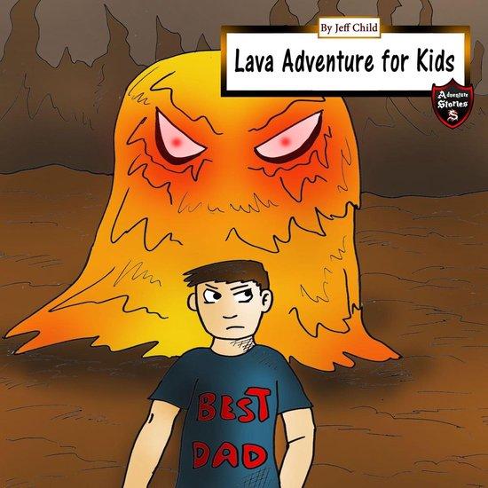 Lava Adventure for Kids