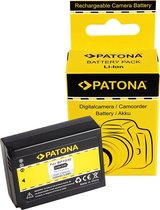 PATONA battery f. Samsung NX200 NX-200 BP1030 BP-1030