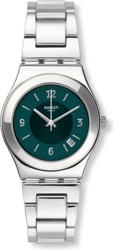 Swatch Irony horloge Middlesteel – Zilverkleurig