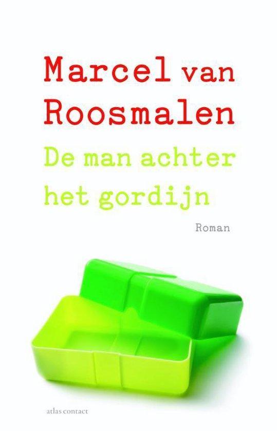 De man achter het gordijn - Marcel van Roosmalen | Fthsonline.com