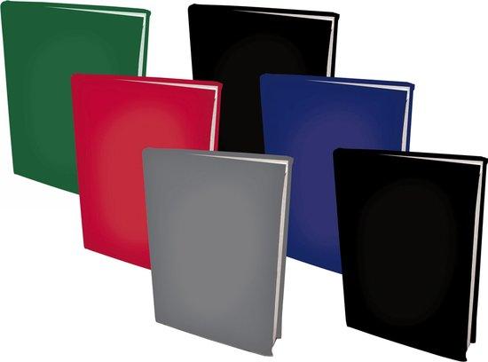 Afbeelding van Jongens pakket 5 Rekbare boekenkaften A4 - 6 stuks speelgoed